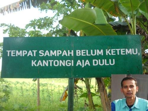 slogan paREsik Arif Fitrianto