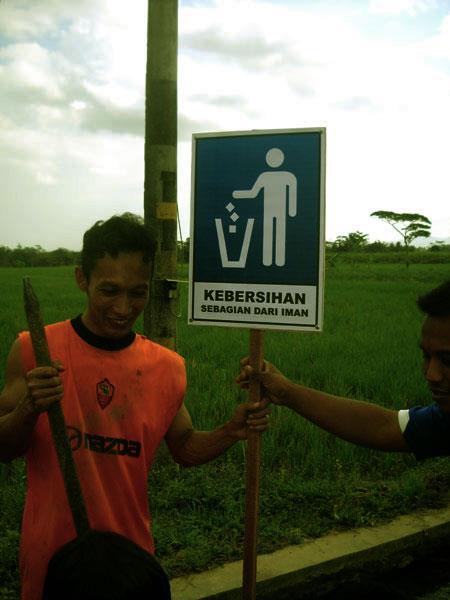 lomba slogan kebersihan